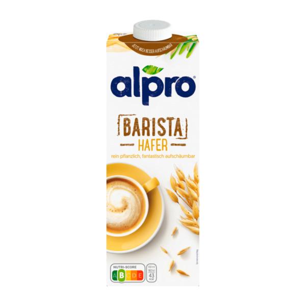 alpro Barista Haferdrink