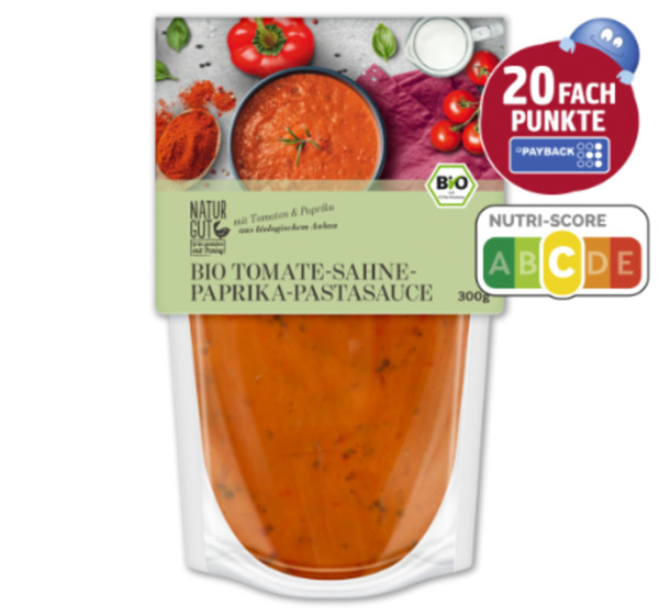 NATURGUT Bio Tomatensauce