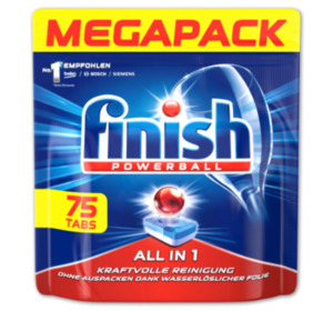 FINISH Powerball Megapack All in 1