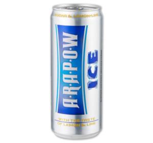 ARAPOW Vodka Ice-Lemon