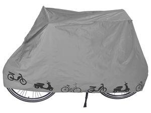 CRIVIT® Fahrrad- und Mofaabdeckung, wasserabweisend, schnelltrocknend, UV-beständig