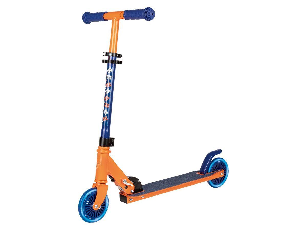 Bild 2 von Nerf Kinder Scooter, mit 2 Rädern oder 3 Rädern, ab 3 Jahren