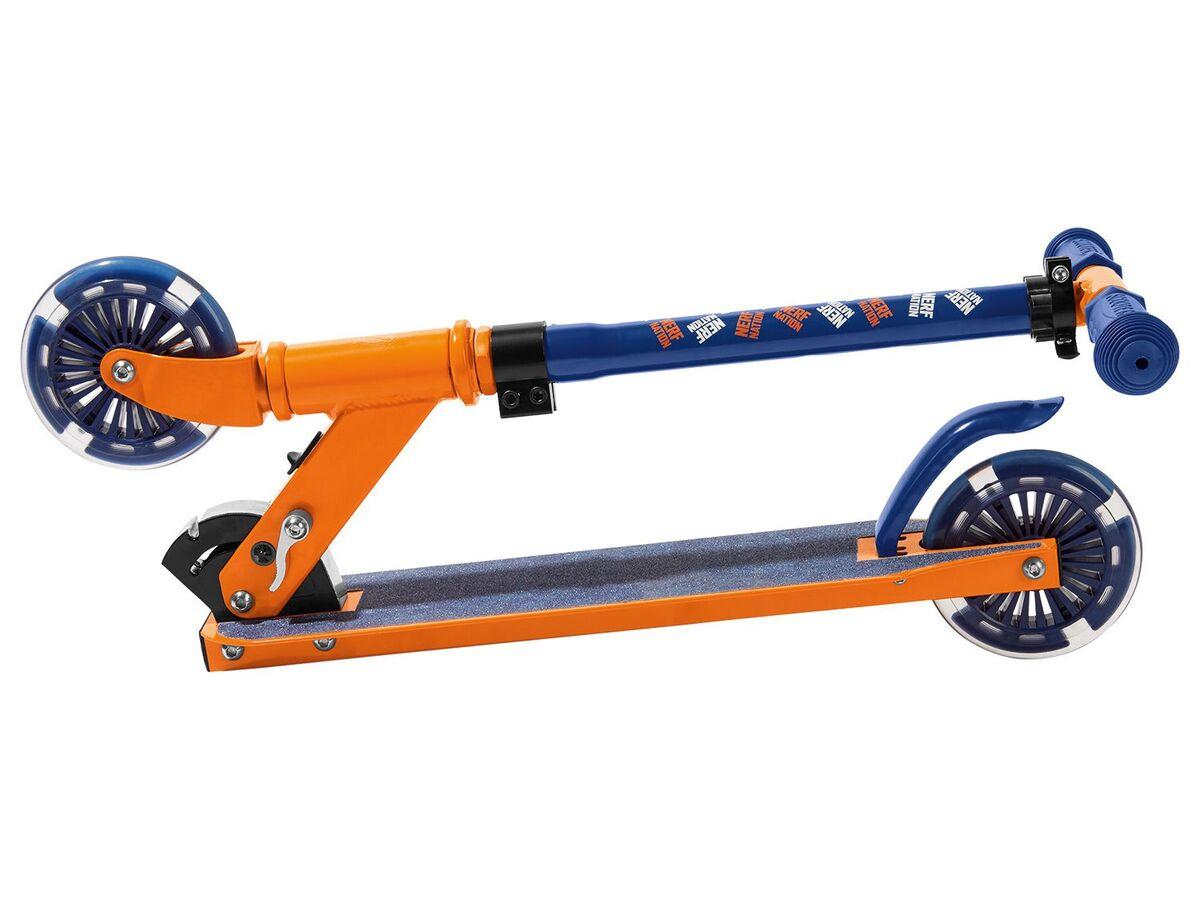 Bild 3 von Nerf Kinder Scooter, mit 2 Rädern oder 3 Rädern, ab 3 Jahren