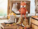 Bild 2 von LUPILU® Kleinkinder Stiefel Mädchen, mit seitlichem Reißverschluss, Textilfutter