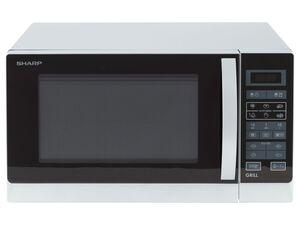Sharp Mikrowelle »25 L 900W«,  mit Grill, 25 L, mit Kindersicherung