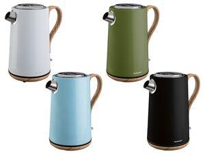 SILVERCREST® Wasserkocher, 1,7 l Fassungsvermögen, mit herausnehmbarem Kalkfilter