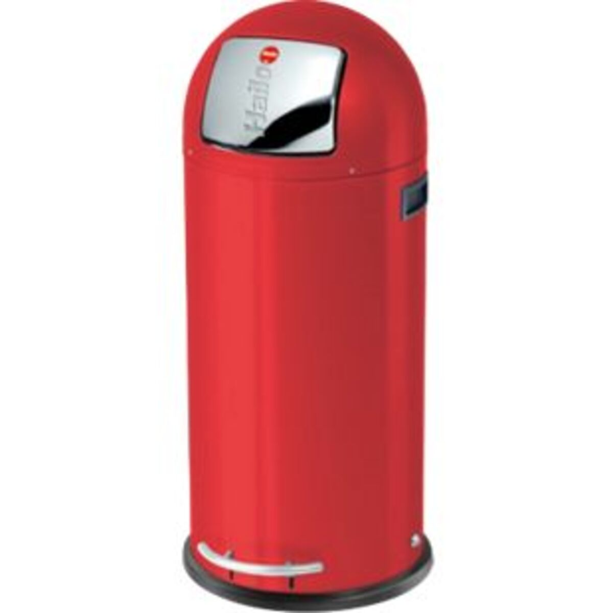 Bild 2 von Hailo KickMaxx XL Großraum-Abfallboxen, rot