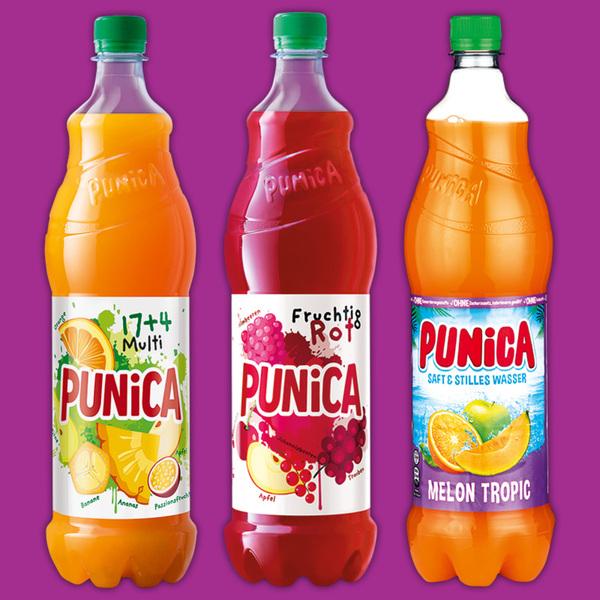 Punica Mehrfruchtsaftgetränk