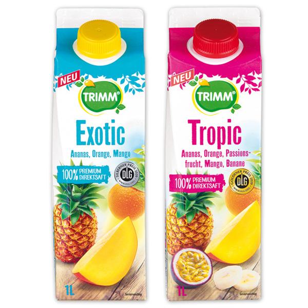 Trimm Mehrfrucht-Direktsaft