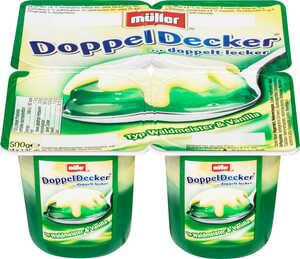 MÜLLER  Doppel-Decker oder Wackelpudding