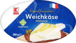 K-CLASSIC  Franz. Weichkäse oder Brie