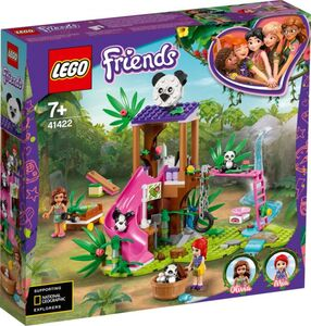 LEGO® Friends 41422 - Panda-Rettungsstation