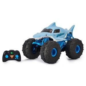 Monster Jam Official Megalodon STORM All-Terrain RC Truck