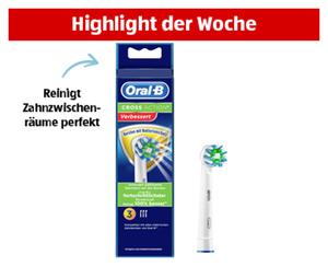 Oral-B CrossAction®  Aufsteckbürsten