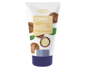 OMBIA Fuß-Balsam, -Peeling oder -Gel-Lotion