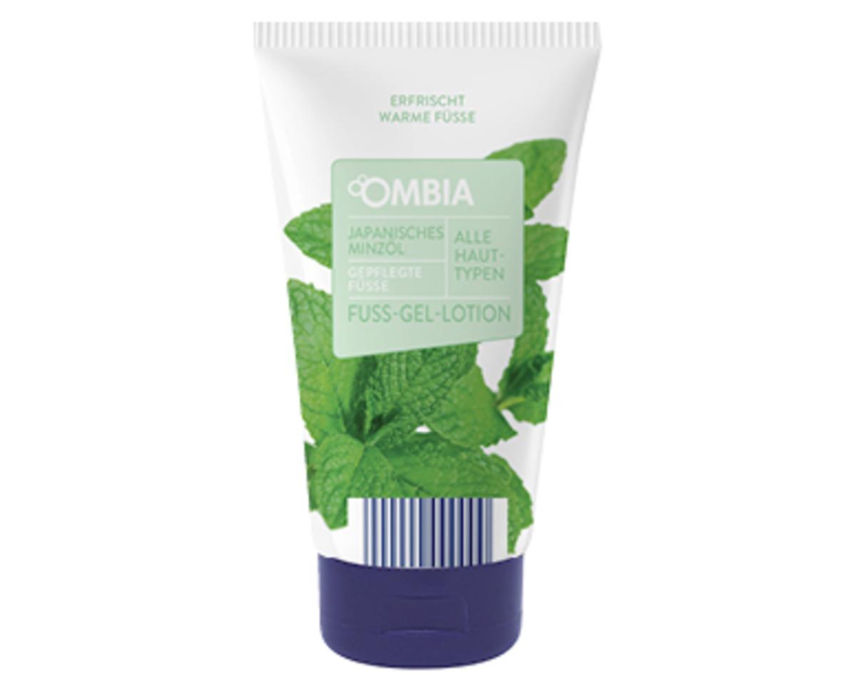Bild 2 von OMBIA Fuß-Balsam, -Peeling oder -Gel-Lotion