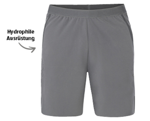 crane®  Performance Shorts, Laser Cut