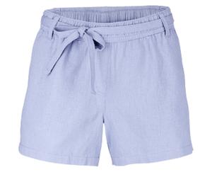 blue motion Leinen-Shorts