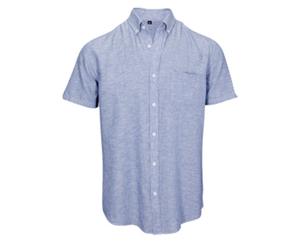watson´s Kurzarm-Leinen-Hemd