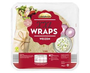 Goldähren XXL-Wraps