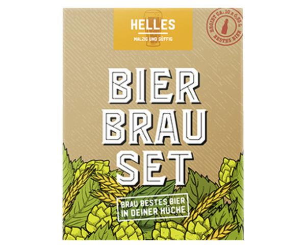 Bier-Brau-Set