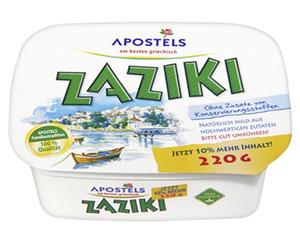 APOSTELS Zaziki oder Sour Cream
