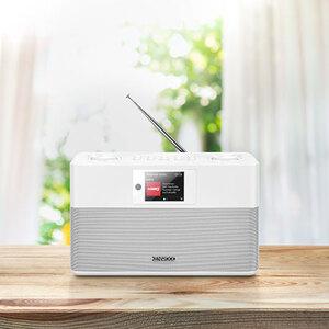 Kenwood CR ST 100 S Smart Radio weiß1