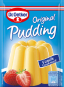 Dr. Oetker Original Pudding