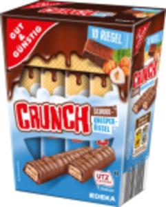 Gut & Günstig Mini-Keks- Schokoriegel