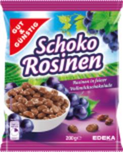 Gut & Günstig Schoko Rosinen