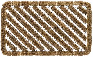 Bürsten-Fußmatte,  ca. 59 x 39 cm Westfalia