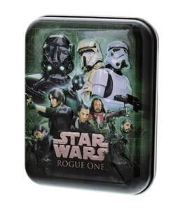 Star Wars Rogue One Spielkarten in Metalldose