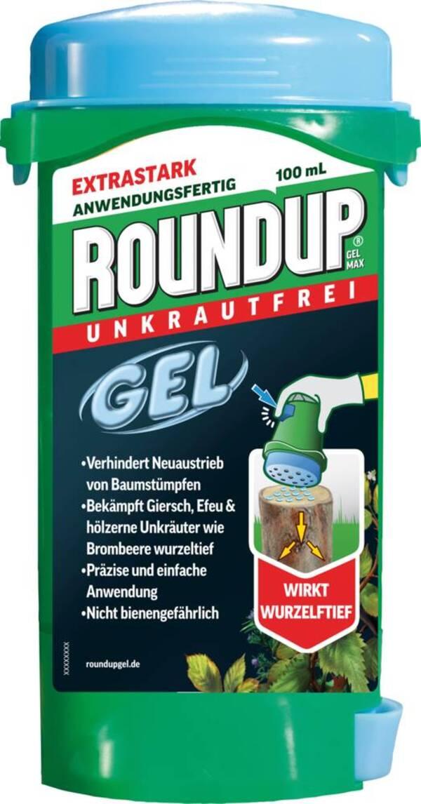 RoundUp Gel Max - 100 ml Roundup