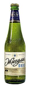 "Bier hell ""Zhiguli Barnoe"", pasteurisiert alc 4,9% vol."