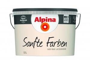 Alpina Sanfte Farben ,  10 l, strand