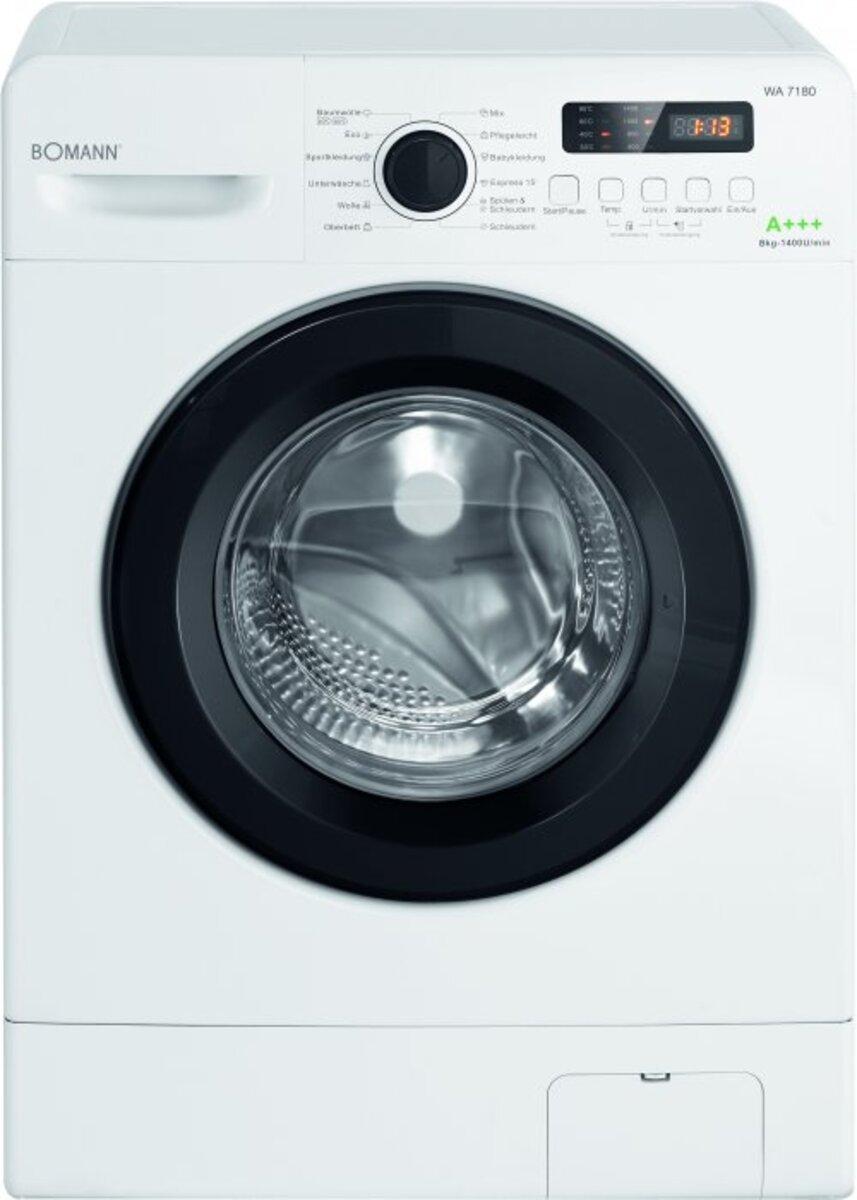 Bild 1 von Bomann Waschmaschine WA 7180
