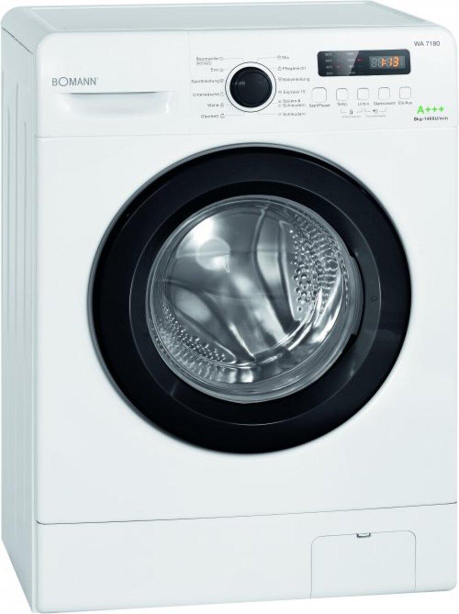 Bild 2 von Bomann Waschmaschine WA 7180