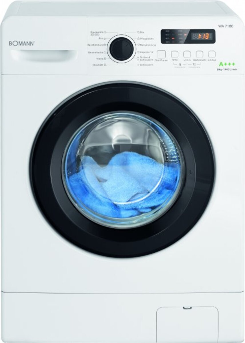 Bild 3 von Bomann Waschmaschine WA 7180