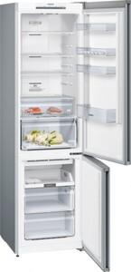 Siemens Kühlgefrierkombination KG39N2LDA ,  279 Liter Kühlteil, 87 Liter Gefrierteil, A+++