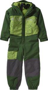 Schneeanzug SURICATE III  grün Gr. 98 Jungen Kleinkinder