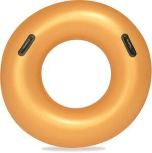 Schwimmring Gold, 91 cm