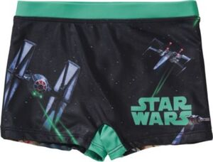 Star Wars Badehose  grün Gr. 104 Jungen Kleinkinder