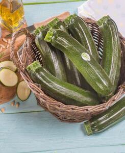 Bioland oder demeter Bio-Zucchini