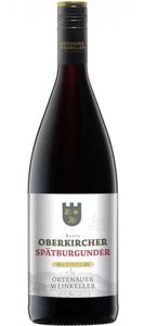 Ortenauer Weinkeller Oberkircher Spätburgunder trocken 2017 1L