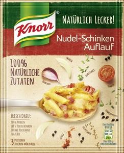Knorr Natürlich Lecker! Nudel-Schinken Auflauf 44 g