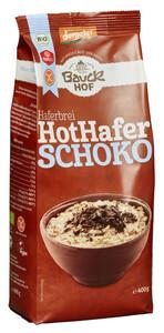 Bauckhof Demeter Bio Haferbrei Hot Hafer Schoko 400 g