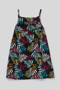 C&A Kleid, Schwarz, Größe: 140