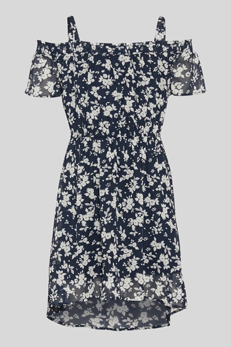 Bild 1 von C&A Kleid, Blau, Größe: 164