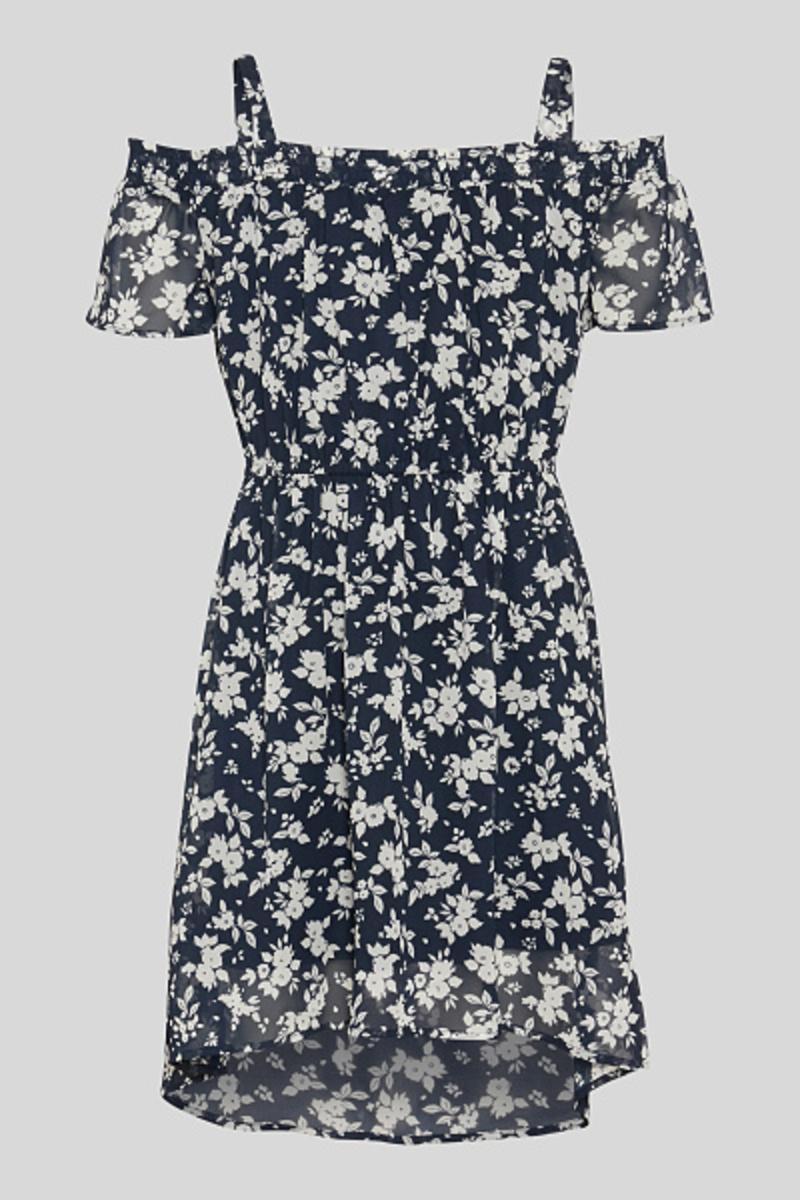 Bild 2 von C&A Kleid, Blau, Größe: 164