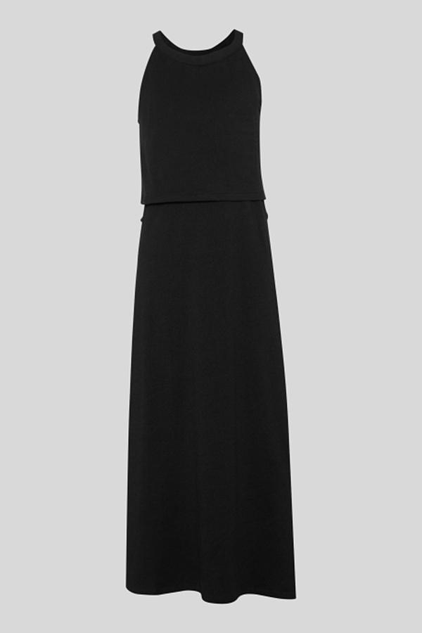 Kleid - 2-in-1-Look - Bio-Baumwolle